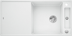 Кухонная мойка Blanco AXIA III XL 6 S SILGRANIT PuraDur 523514, белый