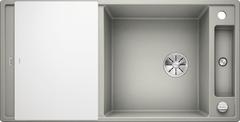 Кухонная мойка Blanco AXIA III XL 6 S SILGRANIT PuraDur 523513, жемчужный