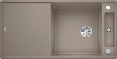 Кухонная мойка Blanco AXIA III XL 6 S SILGRANIT PuraDur 523517, серый беж
