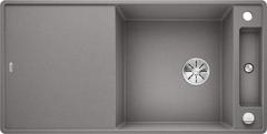Кухонная мойка Blanco AXIA III 6 XL S-F SILGRANIT PuraDur 523528, алюметаллик