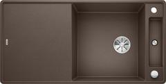 Кухонная мойка Blanco AXIA III XL 6 S-F SILGRANIT PuraDur 523531, кофе