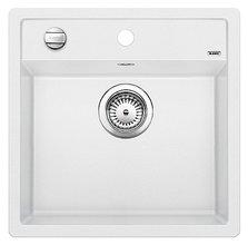 Кухонная мойка Blanco DALAGO 5 SILGRANIT PuraDur 518524, белый