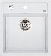 Кухонная мойка Blanco DALAGO 45-F SILGRANIT PuraDur 517169, белый