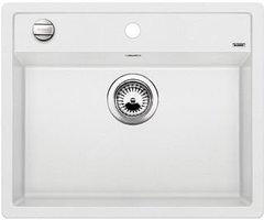 Кухонная мойка Blanco DALAGO 6-F SILGRANIT PuraDur 514771, белый