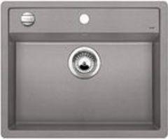 Кухонная мойка Blanco DALAGO 6-F SILGRANIT PuraDur 514770, алюметаллик