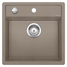 Кухонная мойка Blanco DALAGO 5 SILGRANIT PuraDur 518528, серый беж