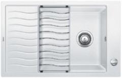 Кухонная мойка Blanco ELON XL 6S SILGRANIT PuraDur 524838, белая