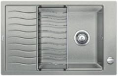 Кухонная мойка Blanco ELON XL 6S SILGRANIT PuraDur 524837, жемчуг