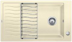 Кухонная мойка Blanco ELON XL 8 S SILGRANIT PuraDur 524865, жасмин