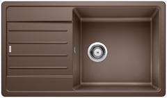 Кухонная мойка Blanco LEGRA XL 6 S SILGRANIT 523331, кофе
