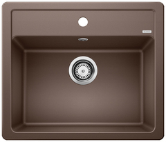 Кухонная мойка Blanco LEGRA 6 SILGRANIT 523337, кофе