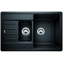 Кухонная мойка Blanco LEGRA 6S Compact SILGRANIT 521302, антрацит