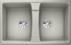 Кухонная мойка Blanco LEXA 8 SILGRANIT PuraDur 524963, жемчужный