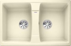 Кухонная мойка Blanco LEXA 8 SILGRANIT PuraDur 524965, жасмин