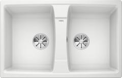 Кухонная мойка Blanco LEXA 8 SILGRANIT PuraDur 524964, белый