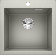 Кухонная мойка Blanco PLEON 5 SILGRANIT PuraDur 521671, жемчужный