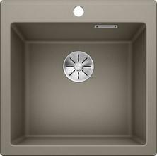 Кухонная мойка Blanco PLEON 5 SILGRANIT PuraDur 521675, серый беж