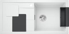 Кухонная мойка Blanco BLANCO SITY XL 6 S SILGRANIT PuraDur 525051, белый