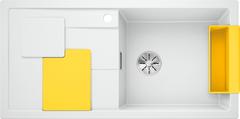 Кухонная мойка Blanco BLANCO SITY XL 6 S SILGRANIT PuraDur 525055, белый