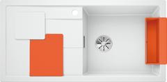 Кухонная мойка Blanco BLANCO SITY XL 6 S SILGRANIT PuraDur 525059, белый