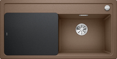 Кухонная мойка Blanco ZENAR XL 6SSILGRANIT PuraDur 523952, мускат