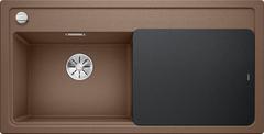 Кухонная мойка Blanco ZENAR XL 6S SILGRANIT PuraDur 523982, мускат