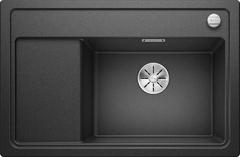 Кухонная мойка Blanco ZENAR XL 6S Compact SILGRANIT PuraDur 523706, антрацит