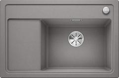 Кухонная мойка Blanco ZENAR XL 6S Compact SILGRANIT PuraDur 523708, алюметаллик