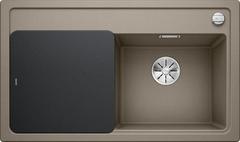 Кухонная мойка Blanco ZENAR 45S SILGRANIT PuraDur 523720, серый беж
