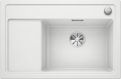 Кухонная мойка Blanco ZENAR XL 6S Compact SILGRANIT PuraDur 523758, белый