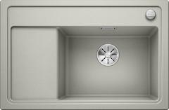 Кухонная мойка Blanco ZENAR XL 6S Compact SILGRANIT PuraDur 523757, жемчужный