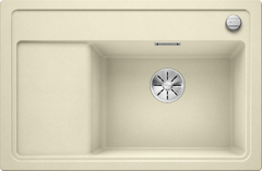 Кухонная мойка Blanco ZENAR XL 6S Compact SILGRANIT PuraDur 523759, жасмин