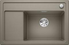 Кухонная мойка Blanco ZENAR XL 6S Compact SILGRANIT PuraDur 523761, серый беж