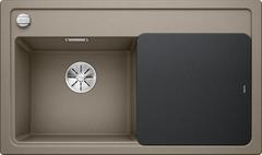 Кухонная мойка Blanco ZENAR 45S SILGRANIT PuraDur 523835, серый беж