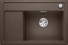 Кухонная мойка Blanco ZENAR XL 6S Compact SILGRANIT PuraDur 523763, кофе