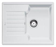 Кухонная мойка Blanco ZIA 40S SILGRANIT PuraDur 516922, белый