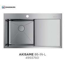 Кухонная мойка Omoikiri Akisame 86-IN-L 4993760