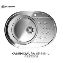 Кухонная мойка Omoikiri Kasumigaura 65-IN-L 4993008