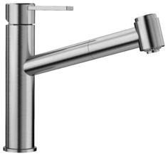 Смеситель для кухни Blanco AMBIS-S 523119 нержавеющая сталь