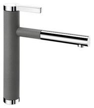 Смеситель для кухни Blanco LINEE-S 518439 алюметаллик/хром