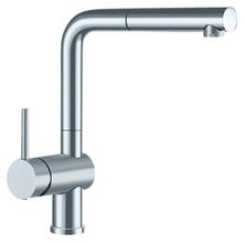Смеситель для кухни Blanco LINUS-S 514017 нержавеющая сталь