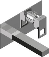 Смеситель для раковины Cezares Molveno MOLVENO-BLS2-01-Cr