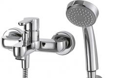 Смеситель для ванны Bravat STREAM F63783C-B