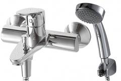 Смеситель для ванны Bravat DROP F64898C-B