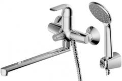 Смеситель для ванны Bravat FIT F6135188CP-LB-RUS