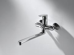 Смеситель для ванны Bravat Alfa F6120178CP-01L
